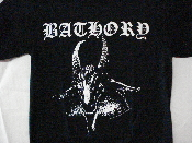 BATHORY, (black metal)   X-L  177