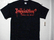 INQUISITION, (black metal)   LRG  034