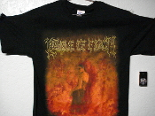 CRADLE OF FILTH, (symphony metal)   MED  075