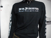 METAL DEVASTATION, (black metal)   LRG  010