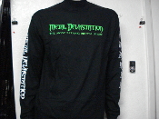 METAL DEVASTATION, (black metal)   LRG  011