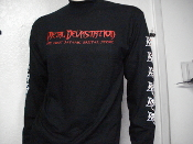 METAL DEVASTATION, (black metal)   LRG  012